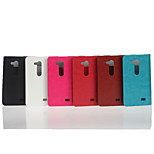 4.5 Inch Crazy Ma Pattern Luxury PU Wallet Leather Case for LG G2 Lite(D295) (Assorted Colors)