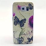 fluture model pc caz greu pentru Galaxy S3 / S4 / S5 / S6 / S6 margine / S4 mini / mini s5