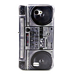 Speaker  Pattern TPU Soft Case for Sony E4