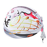 WEST BIKING® Unisex Outdoor Breathable Kerchief Personality Guitar Polyester Pirate Kerchief UV Cycling Accessories