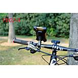 titular do telefone bicicleta de montanha de 360 graus telefone bicicleta da estrada girando montar titular PB02-b adequado para 3-7 ''