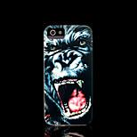 / iphone caso della copertura del modello scimpanzé per il caso di iphone 4 4 s