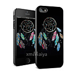 Colored Drawing Fashion Style Protection Shell for iPhone5/5s -Maiya-M11203