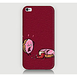 Comic Pattern Case Back Cover for Phone4/4S Case
