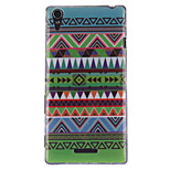 National Wind Patterns TPU Soft Case for Sony Xperia T3