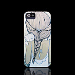 Beauty Pattern Hard Cover for iPhone 5 Case for iPhone 5 S