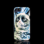 Cat Pattern Cover for iPhone 4 Case / iPhone 4 S Case