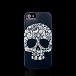/ iphone caso della copertura del modello del cranio per il caso di iphone 4 4 s