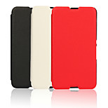 Magic Spider® Open PU Full Body Case Stand with Screen Protector for Sony Xperia E4 G(Assorted Colors)