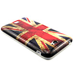 National Flag  Pattern TPU Soft Case for Sony E4