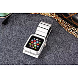 New Aluminum Alloy Frame Aluminum Strap Watch Band Adapter Metal Connector For Apple Watch iWatch 38mm