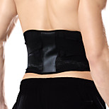 Ollas Unisex Outdoor Fitness Black Polyester Spandex Professional Comfortable Basic Waist Protective Gear S9300