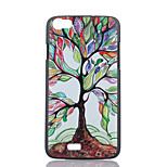 Colored Trees Pattern Painted PC Phone Case for Wiko Lenny