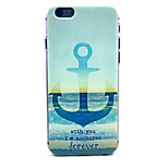 Billows  Pattern Transparent Frosted PC Back Cover  For iPhone 6