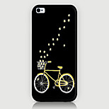 The Bicycle Pattern Case Back Cover for Phone5/5S Case