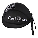 WEST BIKING® Unisex Outdoor Breathable Kerchief Ghost Wolf Polyester Pirate Kerchief Sunscreen Cycling Accessories