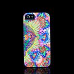 cobertura padrão de flor mandala asteca para iphone 4 para o iphone 4s