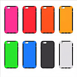 4.7 Inch Special Design Layer Protection PC Back Cover for iPhone 6(Assorted Colors)