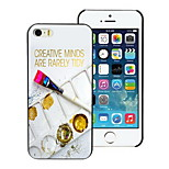 Palette Design Hard Case for iPhone 4/4S