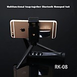 RK08 Tripod for Phone Mobile Phone Stand Best Universal Stand Wholesale Plastic Mini Tripod