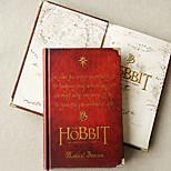 Hobbit Magic Style Notebook