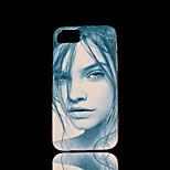 patrón de belleza dura para el iphone 5 caso para el iphone 5 s