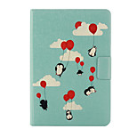 2015 New Floral Tree Love Colored Eye Print Flip Stand Leather Case Cover For iPad Mini 1 2 3 Retina Case Cover
