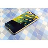 láser azul concha protectora delgada para el iphone 6 más