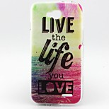 Sea Life Pattern Soft TPU Case for LG L90 D405