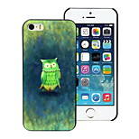 The Owl Design Hard Case for iPhone 5/5S