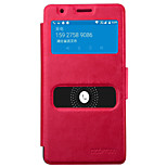 Protective PU Leather Magnetic Vertical Flip Case for Elephone P7000(Assorted Colors)
