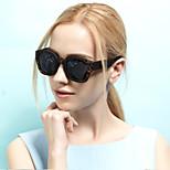 Women 's 100% UV400 Anti-Radiation Wayfarer Sunglasses
