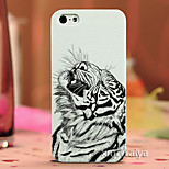 Colored  Drawing Fashion Style Protection Shell for iPhone5/5s-P214