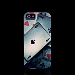 Card Pattern Cover for iPhone 4 Case / iPhone 4 S Case