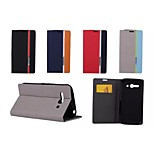 Hit Color No Buckle PU Leather Full Body Case for Alcatel One Touch Pop C9(Assorted Colors)
