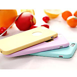 Fruit Ice Cream Colored TPU Thin Soft Shell for iPhone 6(Assorted Colors)