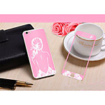 The Girl Toughened glass film for iPhone6