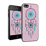 Colored Drawing Fashion Style Protection Shell for iPhone5/5s -Maiya-M11047
