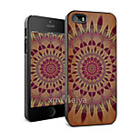 Colored Drawing Fashion Style Protection Shell for iPhone5/5s -Maiya-M11190