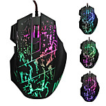 2015 New Arrival 5500 DPI 7 Button LED Optical USB Wired Mouse Gamer Mice computer mouse Gaming Mouse For Pro Gamer