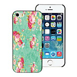 Flower Design Hard Case for iPhone 4/4S