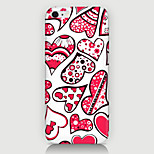 Color Of Love Pattern Case Back Cover for Phone6 Case