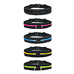 Double Pocket Waterproof Fanny Waist Bag Fitness Running Jogging Cycling Pouch Belt Purse