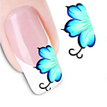 Water Transfer Printing Nail Stickers NO.1552