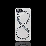 / iphone caso della copertura del modello Infiniti per caso di iphone 4 4 s