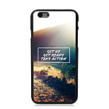 Get UP Design PC Hard Case for iPhone 6
