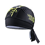 WEST BIKING® Unisex Outdoor Breathable Kerchief Hornets Pattern Polyester Pirate Kerchief Sunscreen Cycling Accessories