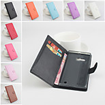 Protective PU Leather Magnetic Vertical Flip Case for Nokia Lumia 730(Assorted Colors)