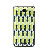 Pineapple Pattern TPU Material Phone Case And Screen Protector for Sony Xperia E4