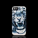 Tiger Pattern Hard Cover for iPhone 5 Case for iPhone 5 S